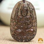 Mặt đá phong thủy Thiên Thủ Thiên Nhãn – Phật hộ mệnh Tuổi Tý