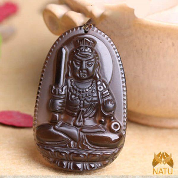 Mặt Phật Bất Động Minh Vương – Phật bản mệnh tuổi Dậu