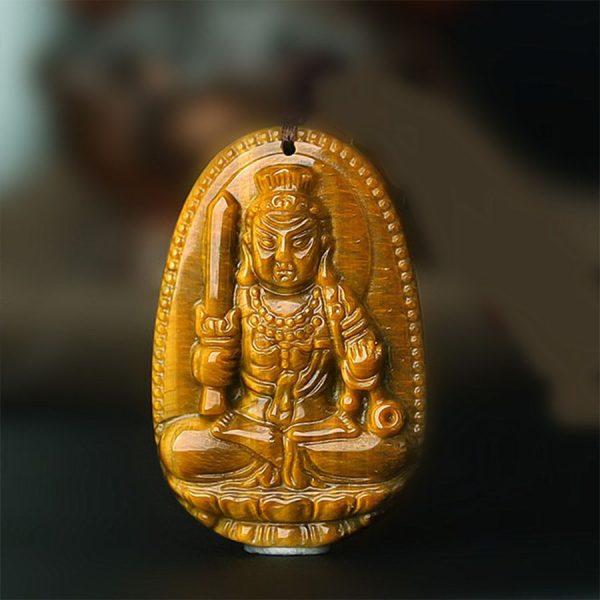 Mặt Phật phong thủy Bất Động Minh Vương – tuổi Dậu